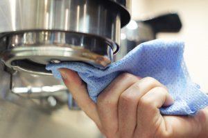 igienizare espressor cafea